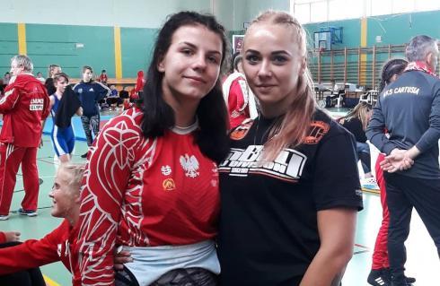Wiktoria Szeliga, zawodniczka klubu MULKS JUNIOR Dzierżoniów zdobyła złoty medal Mistrzostw Polski LZS w Ciechanowie w kategorii młodzik.
