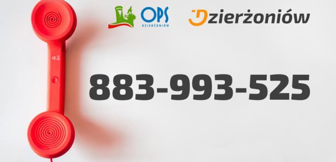 W twojej rodzinie występuje problem przemocy domowej lub uzależnień? Szukasz pomocy dla kogoś znajomego lub bliskiego będącego ofiarą przemocy domowej? Skorzystaj z bezpłatnego, lokalnego telefonu zaufania 883-993-525. Dowiesz się, gdzie i na jakie wsparcie możesz liczyć w Dzierżoniowie.