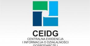Ministerstwo Rozwoju przypomina, że rejestracja w CEIDG jest całkowicie bezpłatna. Na rynku funkcjonują firmy komercyjne przesyłające przedsiębiorcom oferty dokonania wpisu do prowadzonych przez siebie rejestrów. Wpis do tych rejestrów nie upoważnia do wykonywania działalności gospodarczej na terytorium Polski.